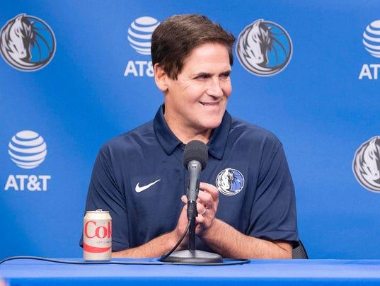 Mavericks owner Mark Cuban denies 2011 sexual assault allegation