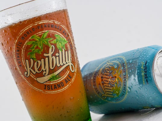 Home brewer tastes success with key lime zested beer for Craft beer key west
