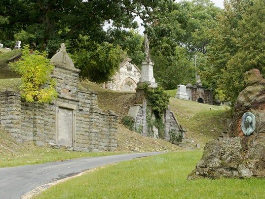 Ithaca City Cemetery Tour