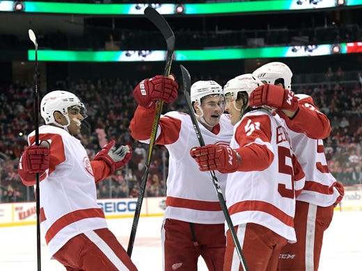 e7c0611bd Game thread  Detroit Red Wings beat New Jersey Devils