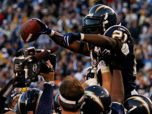 LaDainian Tomlinson, RB (Chargers, Jets)