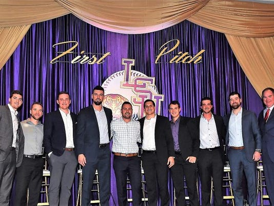 2017 LSU Baseball First Pitch Banquet MLB(583)