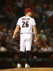 Shelby Miller did not work out in Arizona.