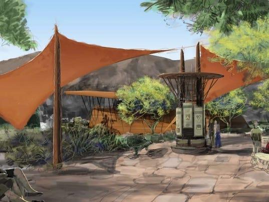 Desert Discovery Center in Scottsdale,