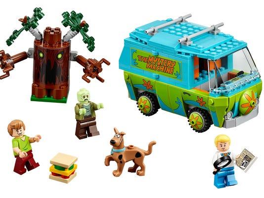 Scooby LEGO