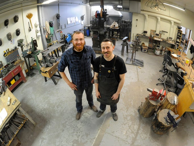 Adam Whitney and Gabriel Craig are co-owners of the
