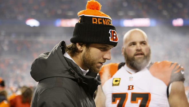 Cincinnati Bengals tight end Tyler Eifert has been cleared to play, and expects to, this Sunday against Baltimore.