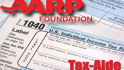 AARP Foundation Tax-Aide volunteers will offer free tax assistance from February to April at their Rockport and Portland locations.