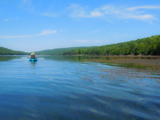 Canadice Lake is one of the areas featured on the new Go Finger Lakes website for finding hiking, biking, paddling and other outdoor adventures in the Finger Lakes region.