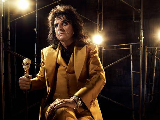 Alice Cooper Band S Reunion Recounted In Live From The