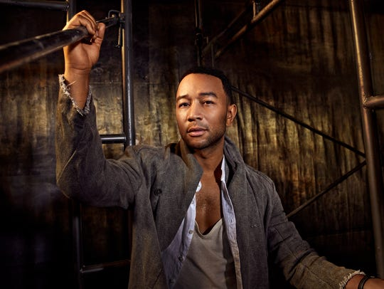 "John Legend says he was drawn to ""the idea of playing Jesus Christ in such an iconic show. I was excited by the challenge of it, and thought it could stretch me in a really good way."""