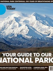 USA TODAY's 2017 Special Edition on the National Parks