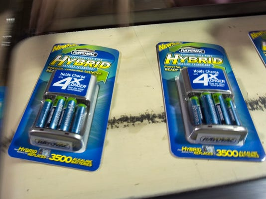 AP RECHARGEABLE BATTERIES F ADV USA WI
