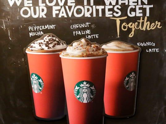 Starbucks War on Christmas