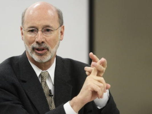 Gov. Wolf's pragmatic decision not do line-item vetoes of the Republican budget gave him bargaining power.