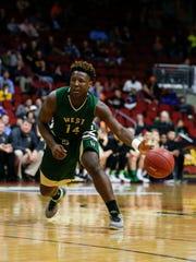 Iowa City West guard Devontae Lane is a powerful multi-sport