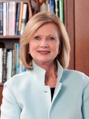 June Youatt, Provost and Executive Vice President for Academic Affairs, Michigan State University