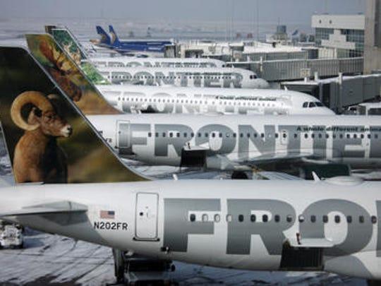 Frontier Airlines adds four new flights from Cincinnati