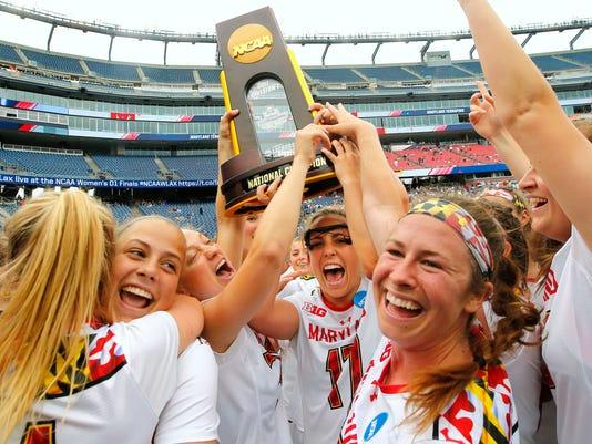 USP NCAA LACROSSE: WOMEN'S CHAMPIONSHIPS S LAX USA MA