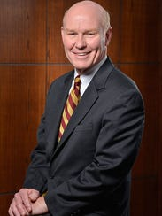 St. John Fisher College President Gerard J. Rooney
