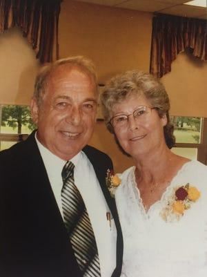 Isaac and Deloris Feagley  60th anniversary