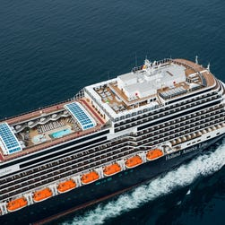 Holland America plans hefty hike to service charges