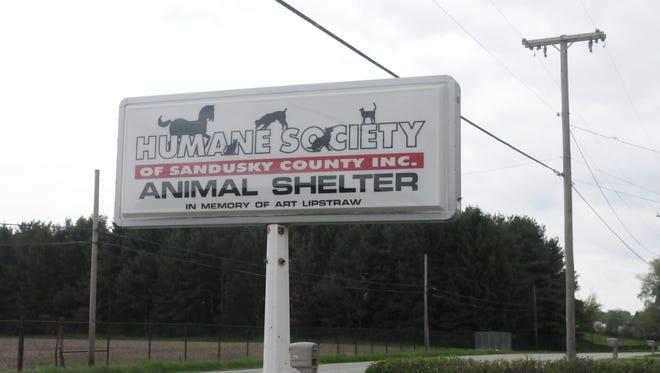 Humane Society of Sandusky County.