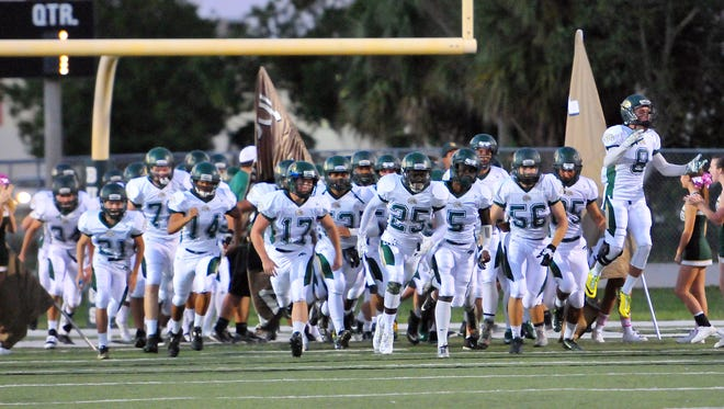 Undefeated Viera High School begins its quest for a state title as it hosts Charlotte in a Class 7A regional quarterfinal tonight.