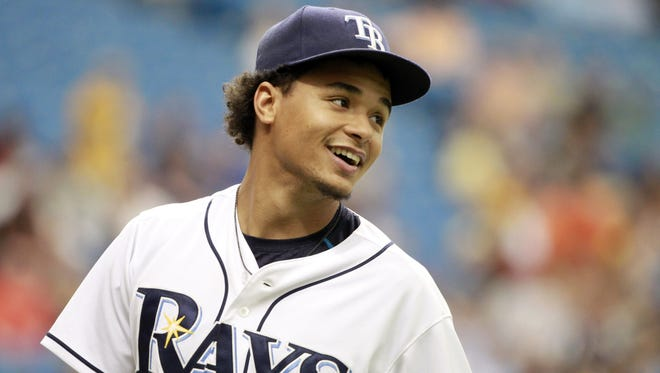 Rays right-hander Chris Archer took to Twitter in order to express his distaste for how this year's All-Star voting went down.