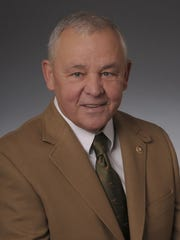 Marion County Sheriff Roger Vickers
