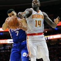 Simmons, Embiid dominate in 76ers' 119-109 win over Hawks