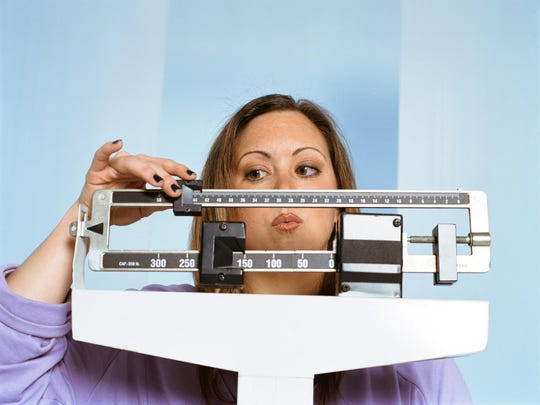 There is a reason it is hard to lose weight as you get older.