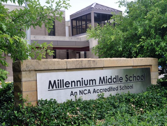 SLH 01 Millennium Middle School