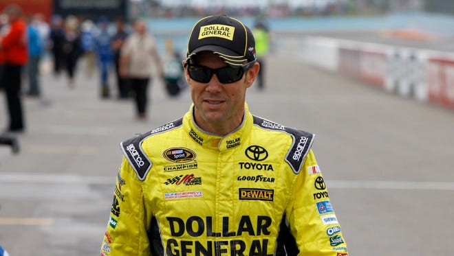 Matt Kenseth was the NASCAR Cup Series champion in 2003.