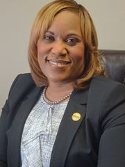 MDOC Commissioner Pelicia Hall