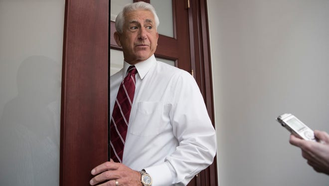 Rep. Dave Reichert, R-Wash., is retiring from Congress after seven terms.