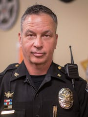 Newtown Police Chief Tom Synan is the director of the Hamilton County Heroin Coalition.