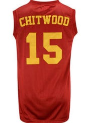 "A Jimmy Chitwood jersey would be an ideal gift for any ""Hoosiers"" fan."