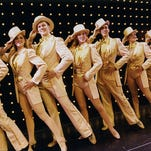 "Broadway veteran Mitzi Hamilton directs and choreographs ""A Chorus Line"" — a show for which she originally inspired the character of Val — now on stage at Surflight Theatre in Beach Haven."