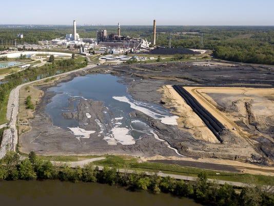 Coal Ash Pollution