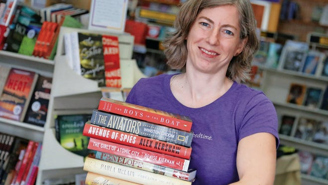 Jill Hendrix, manager of Fiction Addiction, gives advice on starting a book club.