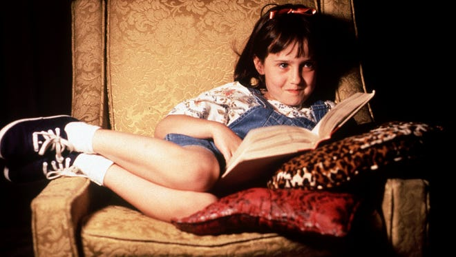 "Mara Wilson stars as Matilda in TriStar Pictures' ""Matilda."""