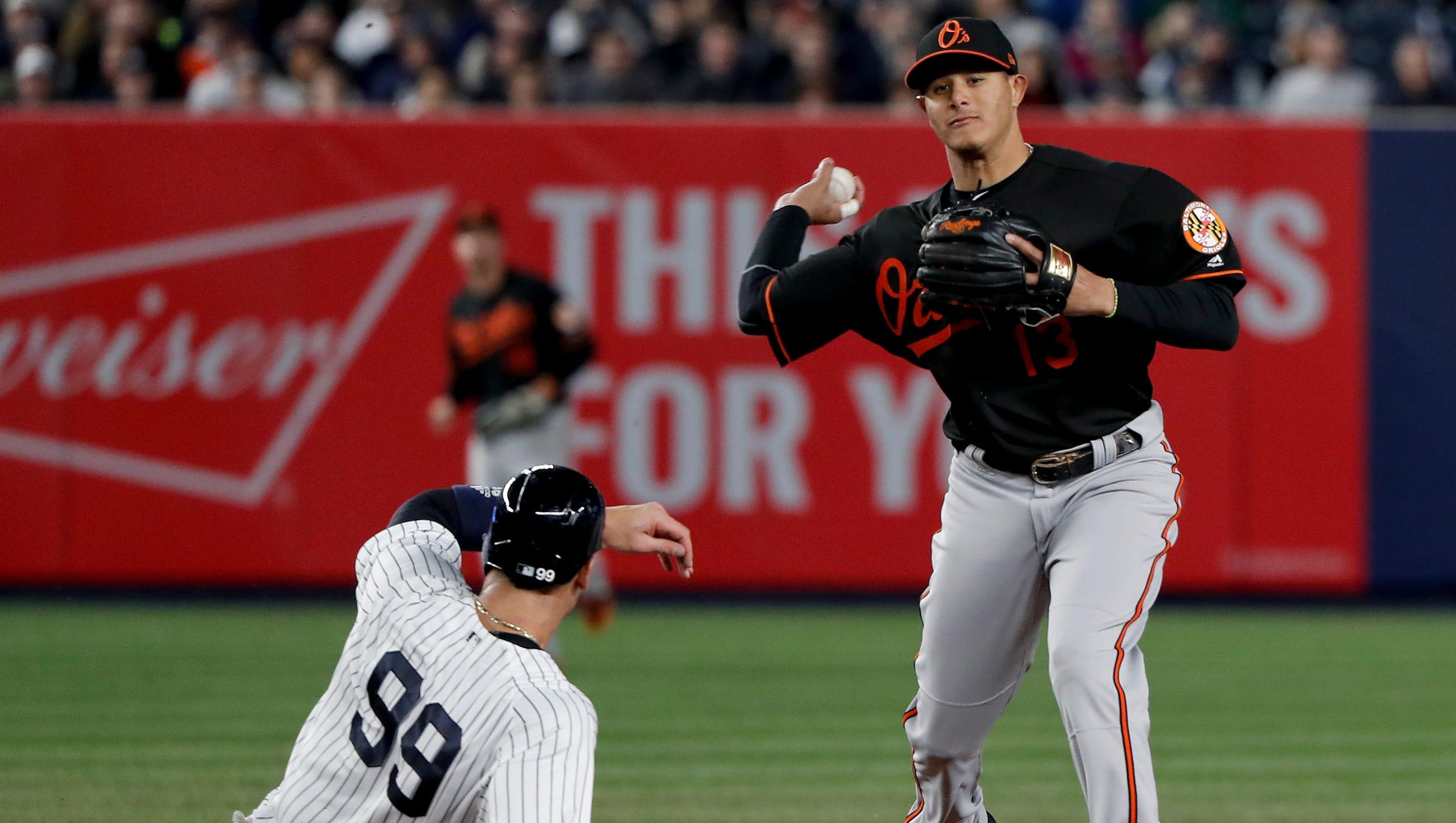Orioles Yankees Baseball Mlb Rumors Manny Machado Target Linked