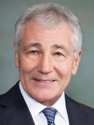 Former U.S. Secretary of Defense Chuck Hagel is scheduled to speak at the 2016 Domenici Public Policy Conference in September.