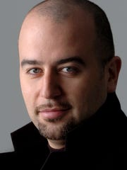 Chad Louwerse will perform with the International Symphony Orchestra.