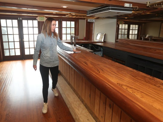 Jenna Miles will run the restaurant at the newly remodeled Snug Harbor on Keuka Lake.