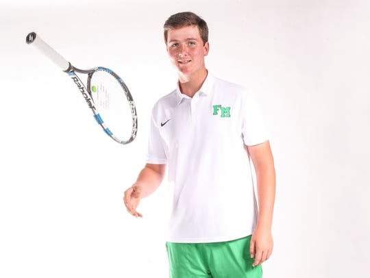 Tyler Carlin - Fort Myers - Tennis