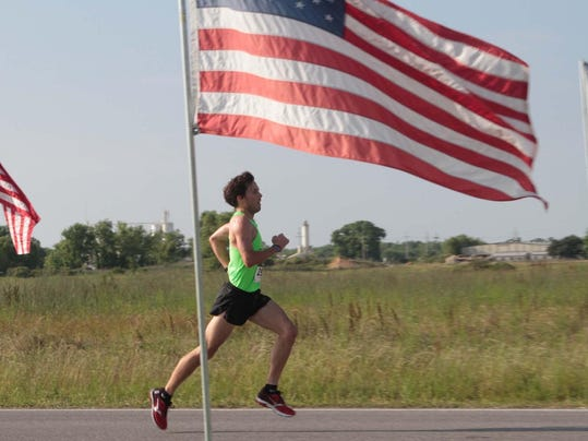 Run for the Red, White & Blue