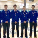 Shamrock bowlers take fourth at Romeo invitational