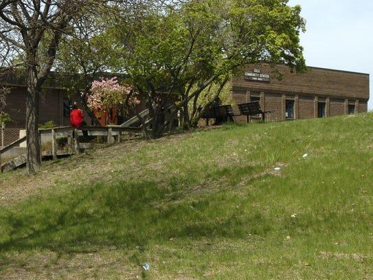 Gier Community Center in 2005.